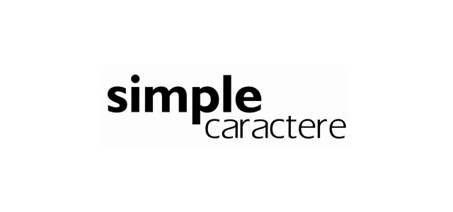 Logo 0060 Simple Caractere
